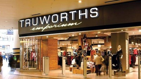 One of the many Truworths stores around the country